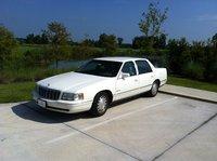 Picture of 1998 Cadillac DeVille Base Sedan, exterior