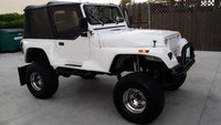Picture of 1992 Jeep Wrangler Renegade, exterior