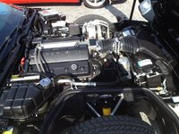 Picture of 1996 Chevrolet Corvette Convertible, engine