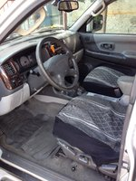 Picture of 2003 Mitsubishi Montero Sport XLS 4WD, interior