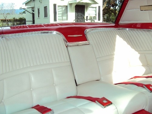 Picture of 1966 Ford Thunderbird, interior