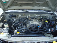 Picture of 2003 Nissan Xterra XE V6, engine
