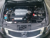 Picture of 2009 Honda Accord EX-L V6, engine
