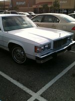 1988 Mercury Grand Marquis picture, exterior