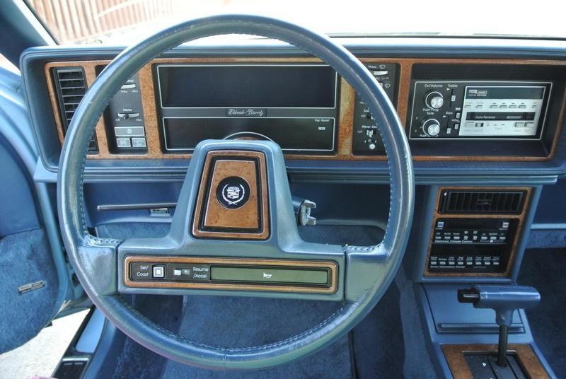 1989 Cadillac Eldorado Pictures Cargurus