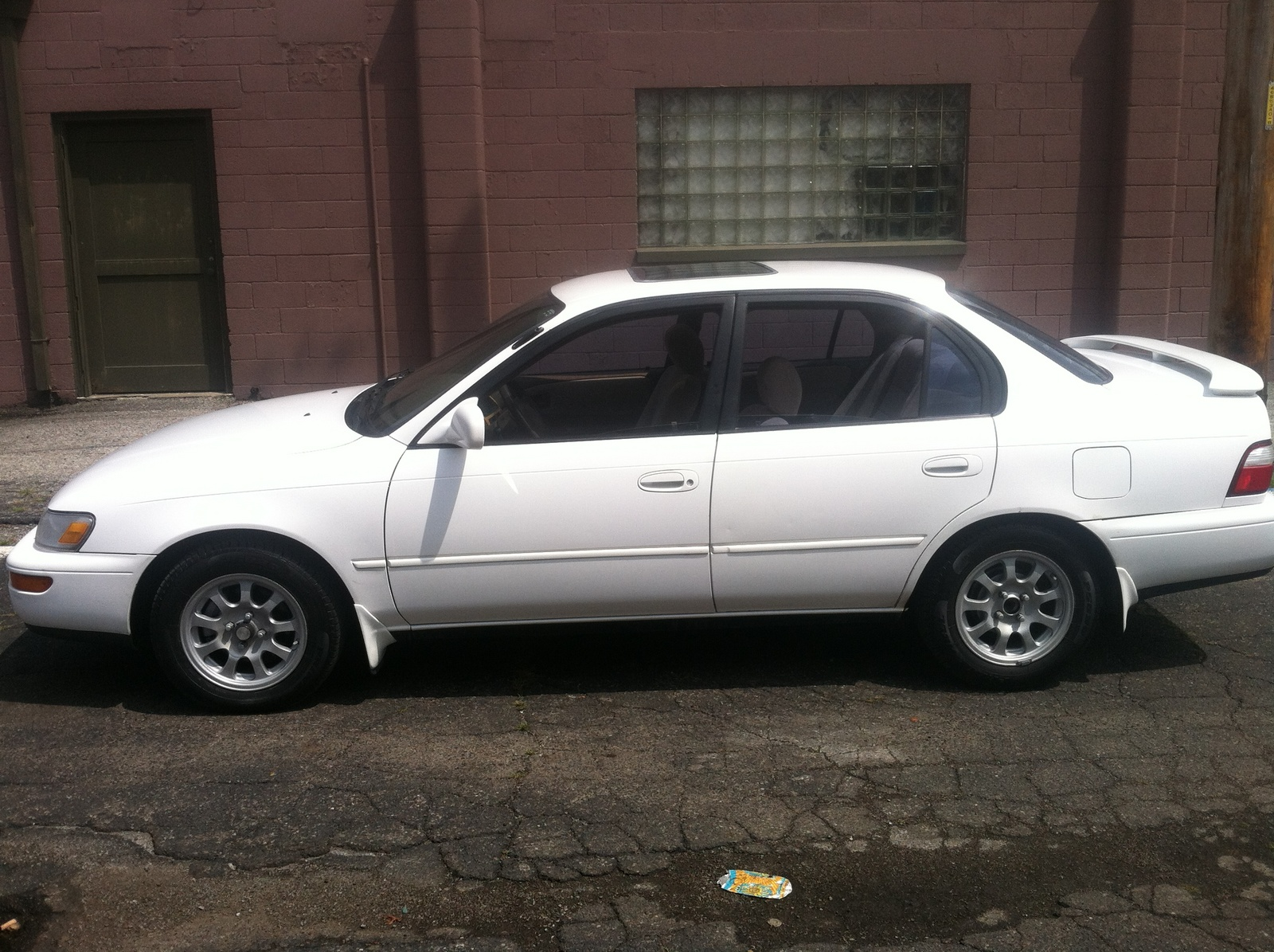 What s your take on the 1997 toyota corolla