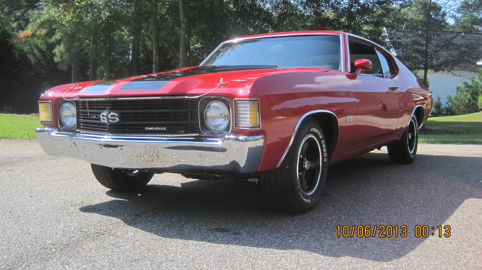 cars 1972 chevrolet chevelle - photo #43