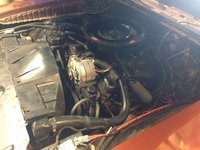 Picture of 1971 Pontiac Le Mans, engine