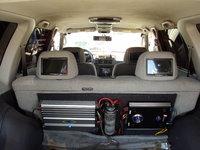 2000 Mitsubishi Montero Sport XLS picture, interior
