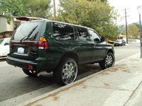 2000 Mitsubishi Montero Sport XLS picture, exterior
