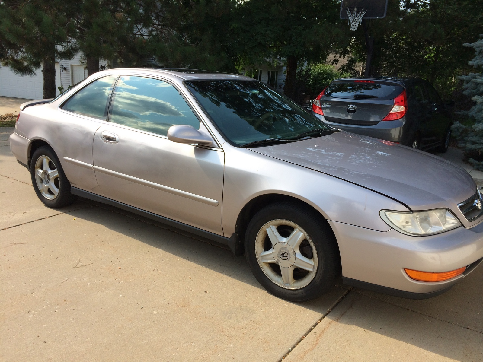 Acura Cl Dr Coupe Pic