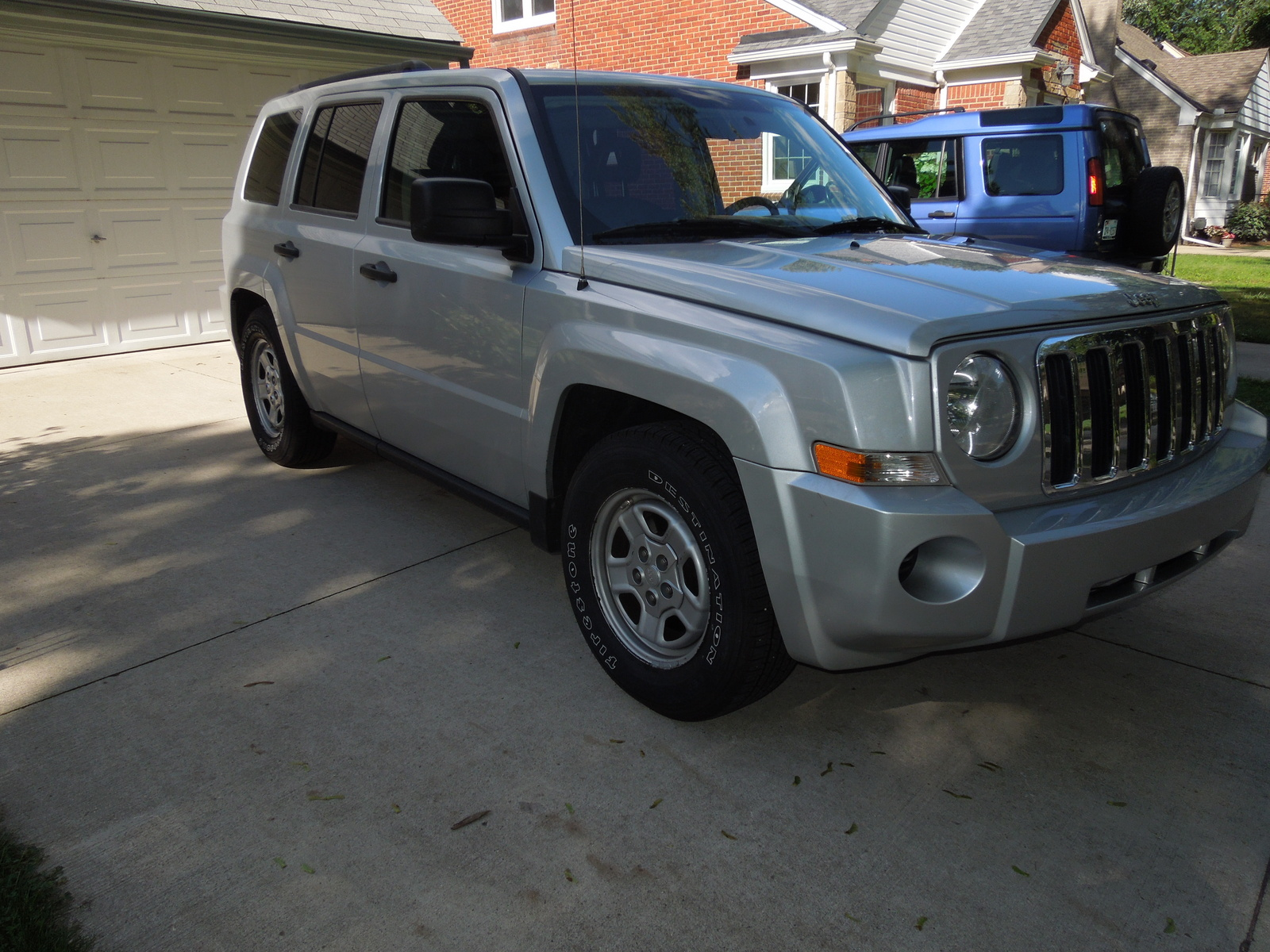 service manual how to work on cars 2008 jeep patriot on. Black Bedroom Furniture Sets. Home Design Ideas