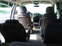 Picture of 2005 Chrysler Town & Country Touring, interior