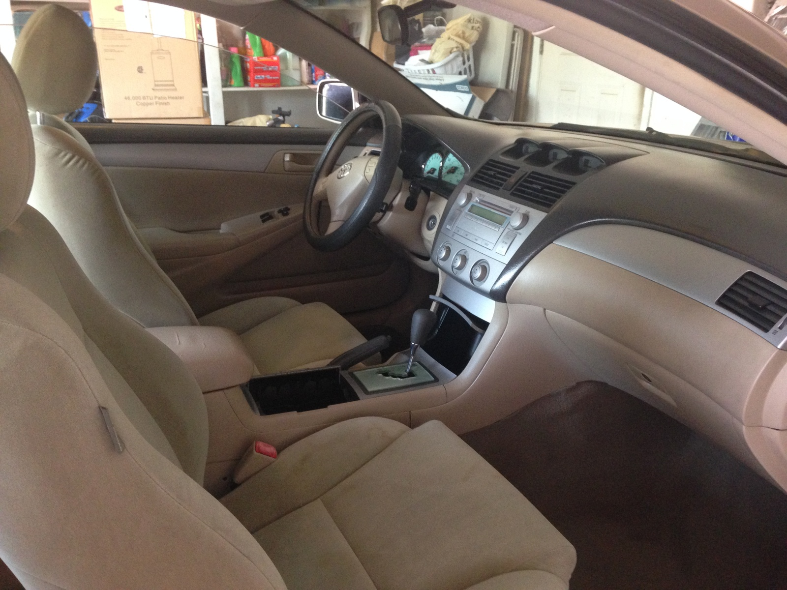 picture of 2006 toyota camry solara se interior. Black Bedroom Furniture Sets. Home Design Ideas