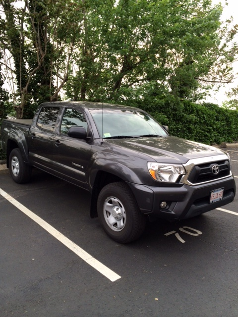Picture of 2014 Toyota Tacoma Double Cab SB V6 4WD
