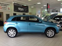 Picture of 2014 Mitsubishi Outlander Sport ES