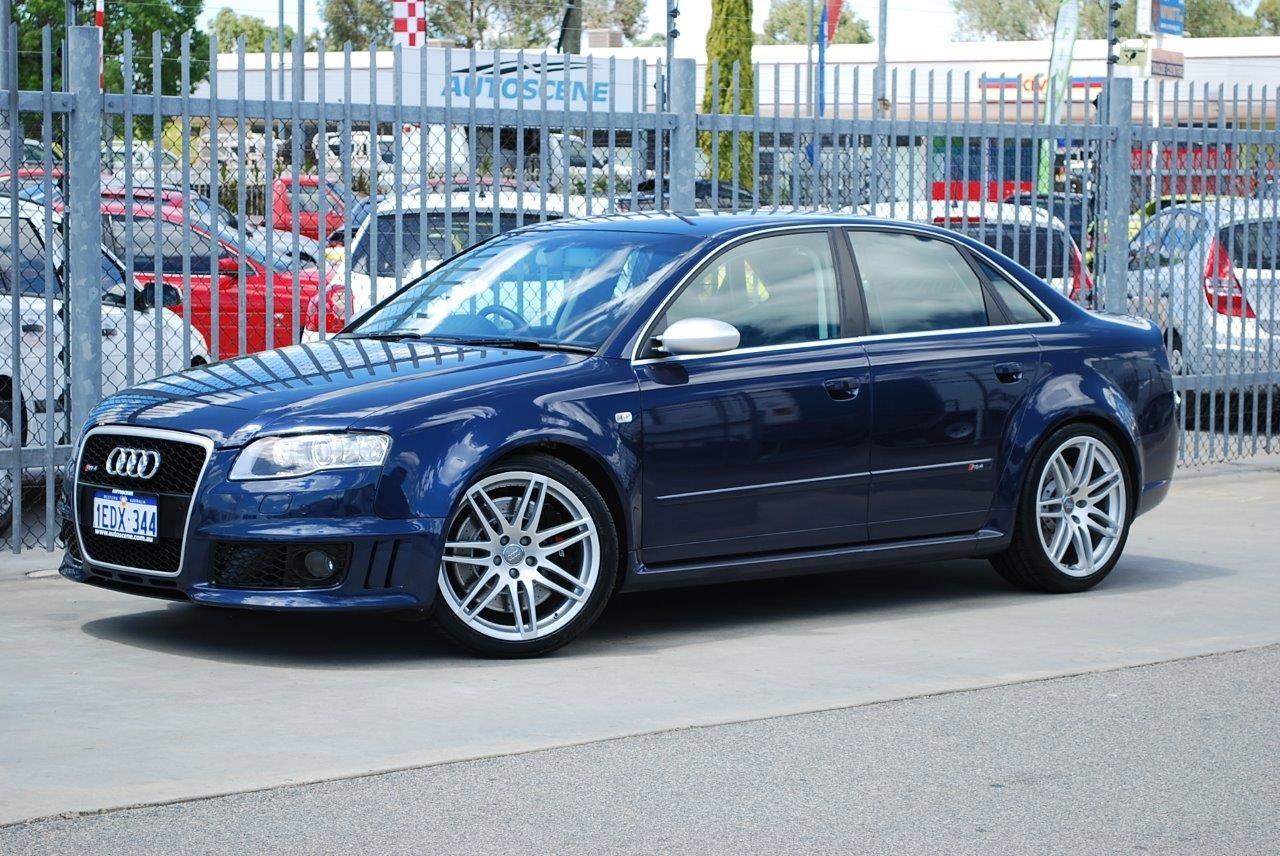 Picture Of 2007 Audi Rs 4 4 2 Quattro Exterior