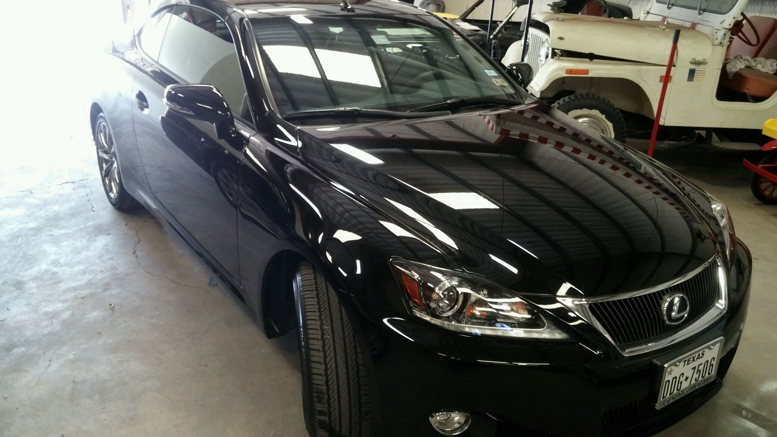 Picture of 2014 Lexus IS 250