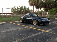 1997 Mazda MX-5 Miata Base picture, exterior