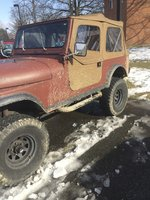 1984 Jeep CJ7 Overview