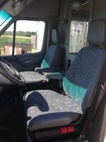 Picture of 2005 Dodge Sprinter Cargo 3 Dr 2500 High Roof 140 WB Cargo Van Extended, interior