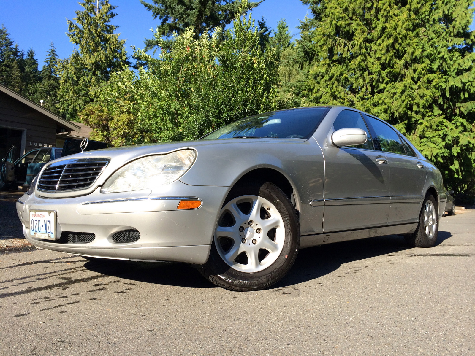 Used mercedes benz s class for sale seattle wa cargurus for Mercedes benz for sale cargurus