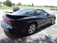 2002 Pontiac Trans Am Overview