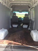 Picture of 2005 Dodge Sprinter Cargo 3 Dr 2500 High Roof 118 WB Cargo Van, interior