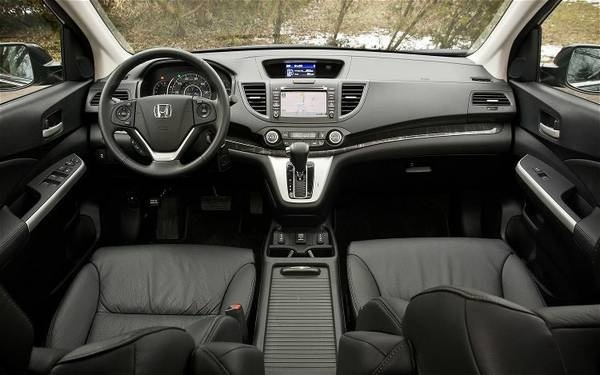 Picture of 2012 Honda CR-V EX-L w/ Nav AWD, interior, gallery_worthy