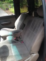 Picture of 1996 Toyota Tacoma 2 Dr STD Extended Cab SB, interior
