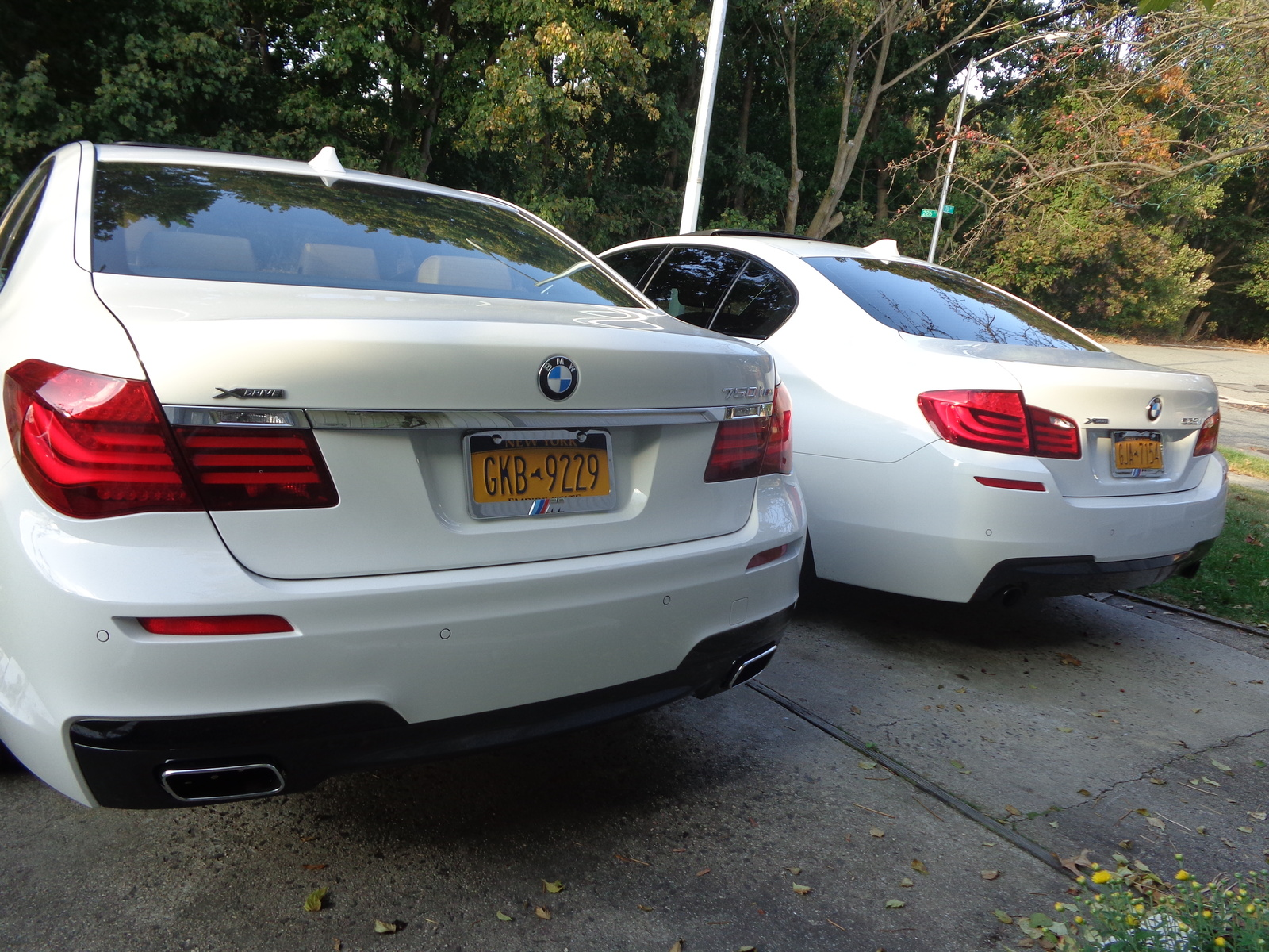 2014 BMW 7 Series 750Li xDrive picture