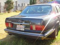 Picture of 1989 Mercedes-Benz 420-Class 420SEL Sedan, exterior