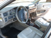 2000 Volvo S70 4 Dr GLT Turbo Sedan picture, interior