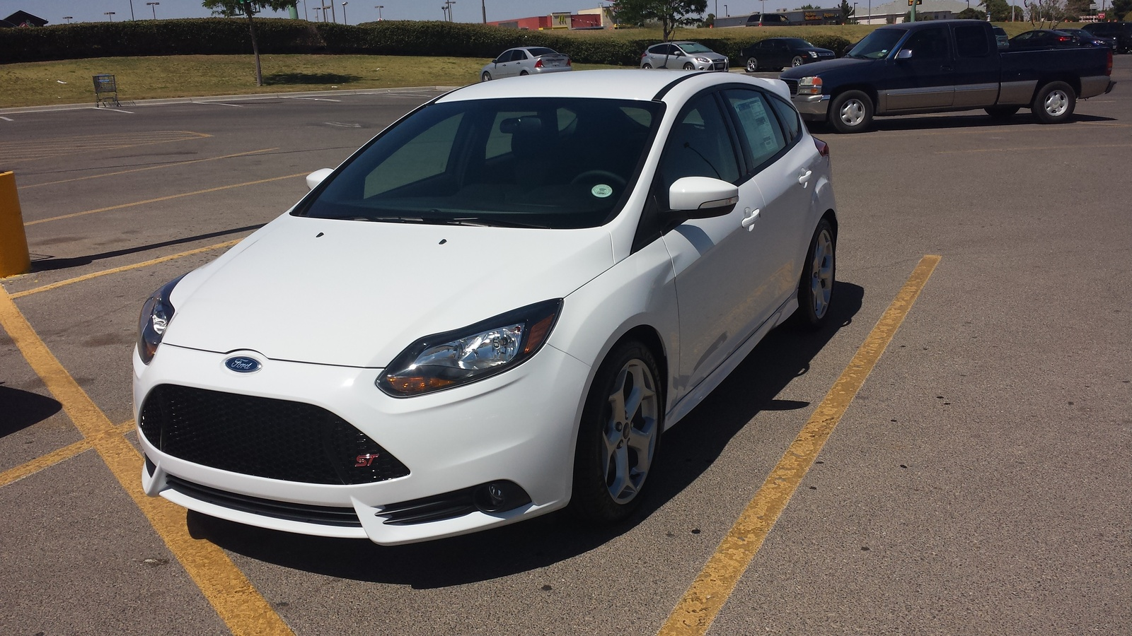 Picture of 2014 Ford Focus ST
