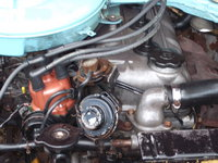 Picture of 1980 Toyota Corolla DX, engine