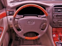 2001 Lexus LS 430 Base picture, interior