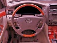 2001 Lexus LS 430 Base picture, interior