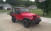 Picture of 1988 Jeep Wrangler S 4WD, exterior