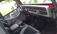 Picture of 1988 Jeep Wrangler S 4WD, interior