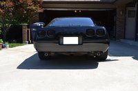 1995 Chevrolet Corvette Coupe picture, exterior