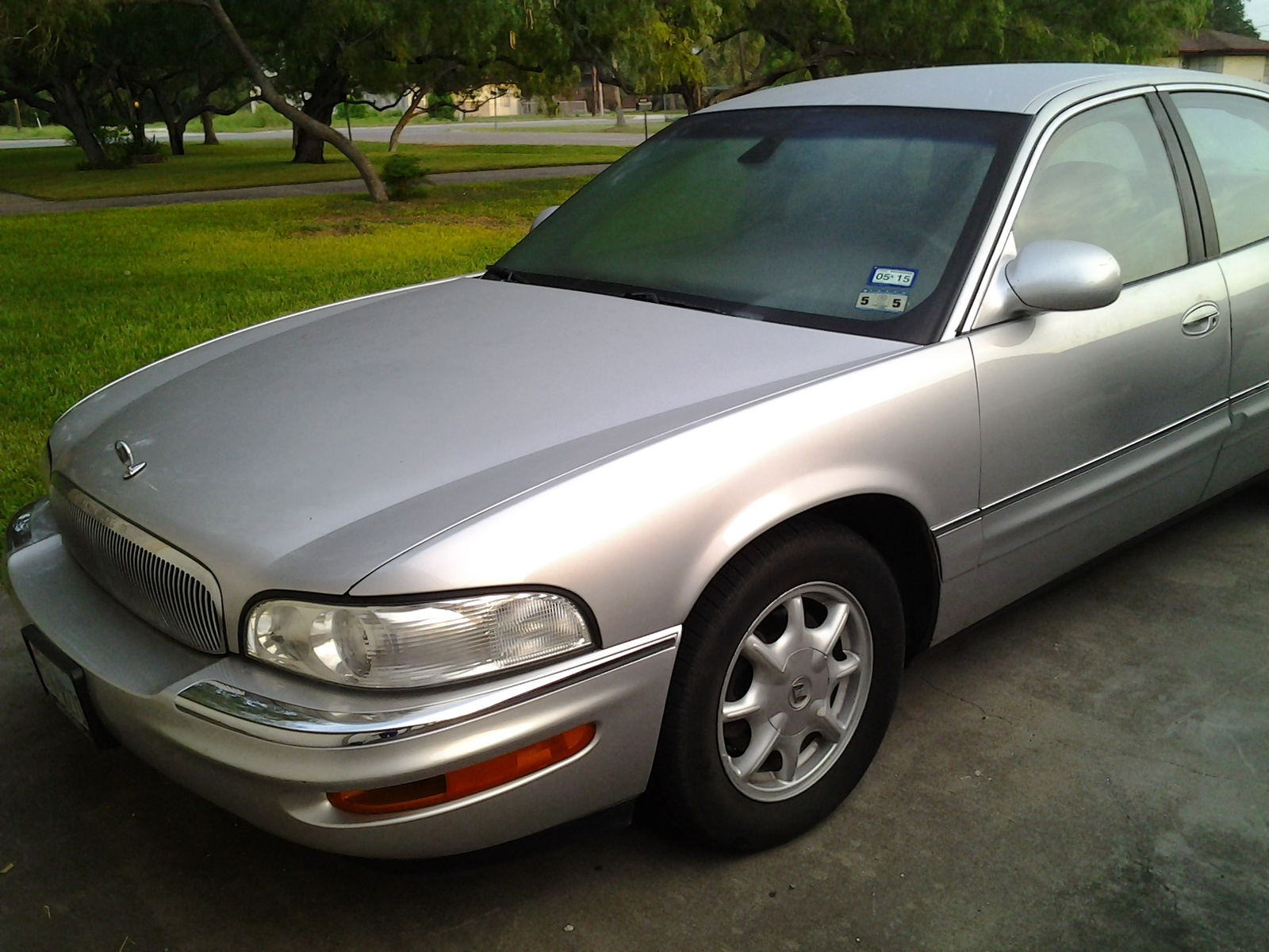 service manual how to change a 2003 buick park avenue. Black Bedroom Furniture Sets. Home Design Ideas