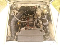 Picture of 1972 MG Midget, engine