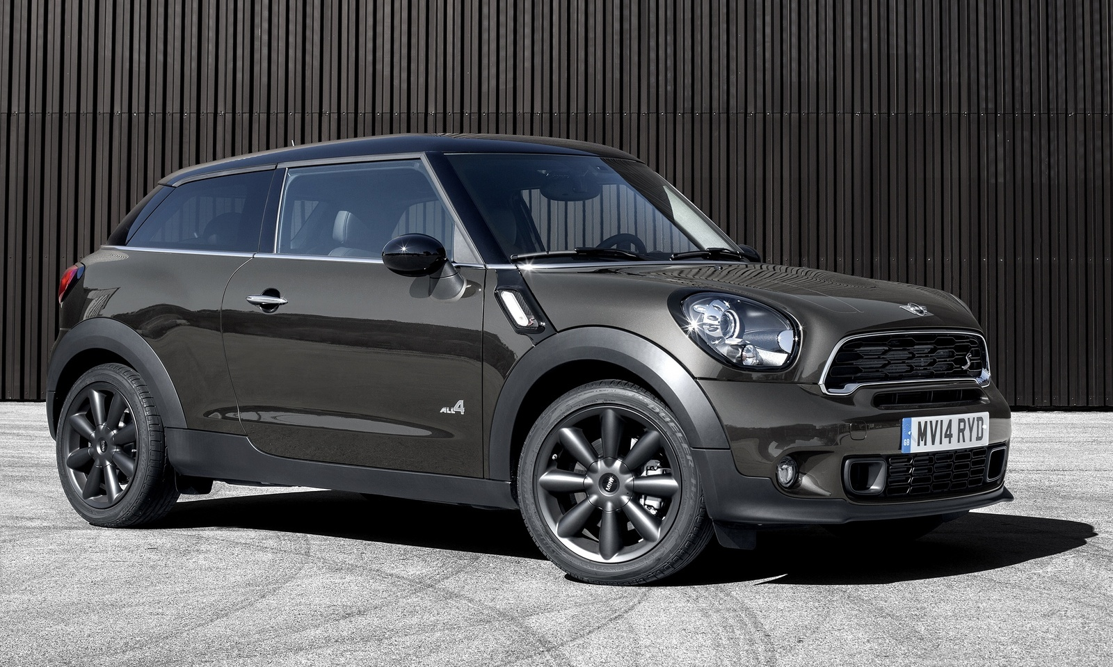 2015 mini cooper paceman overview cargurus Mini cooper exterior accessories