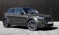 2015 MINI Cooper Paceman Picture Gallery