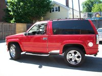 Picture of 1999 Chevrolet Tahoe 4 Dr LS 4WD SUV, exterior