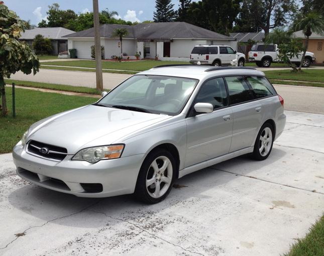 2007 Subaru Legacy Pictures Cargurus