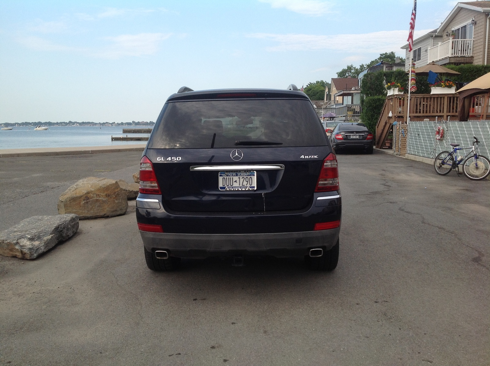 Picture of 2007 mercedes benz gl class gl450 exterior for 2007 mercedes benz gl 450