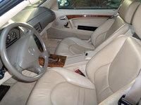 1999 Mercedes-Benz SL-Class 2 Dr SL500 Convertible picture, interior