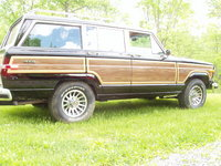 1988 Jeep Grand Wagoneer Overview