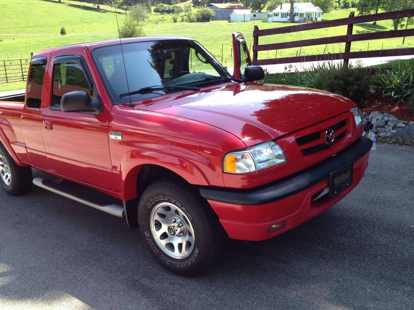 2005 Mazda B-Series Truck